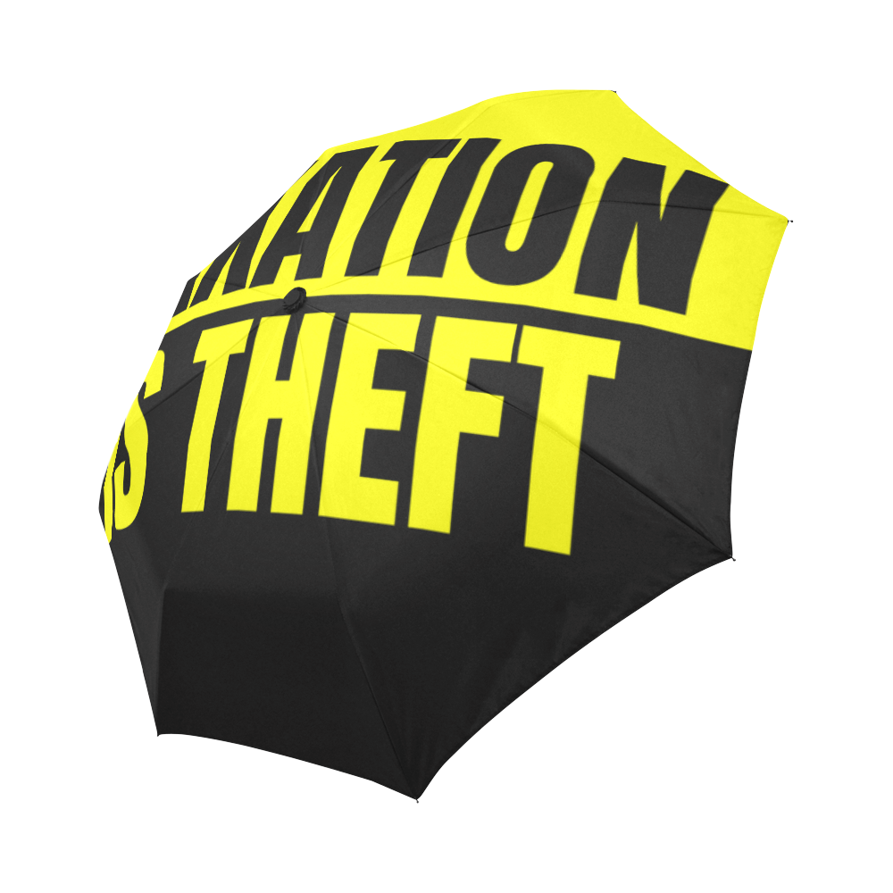 Taxation Is Theft Umbrella