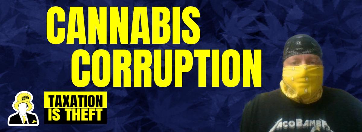 header cannabis corruption
