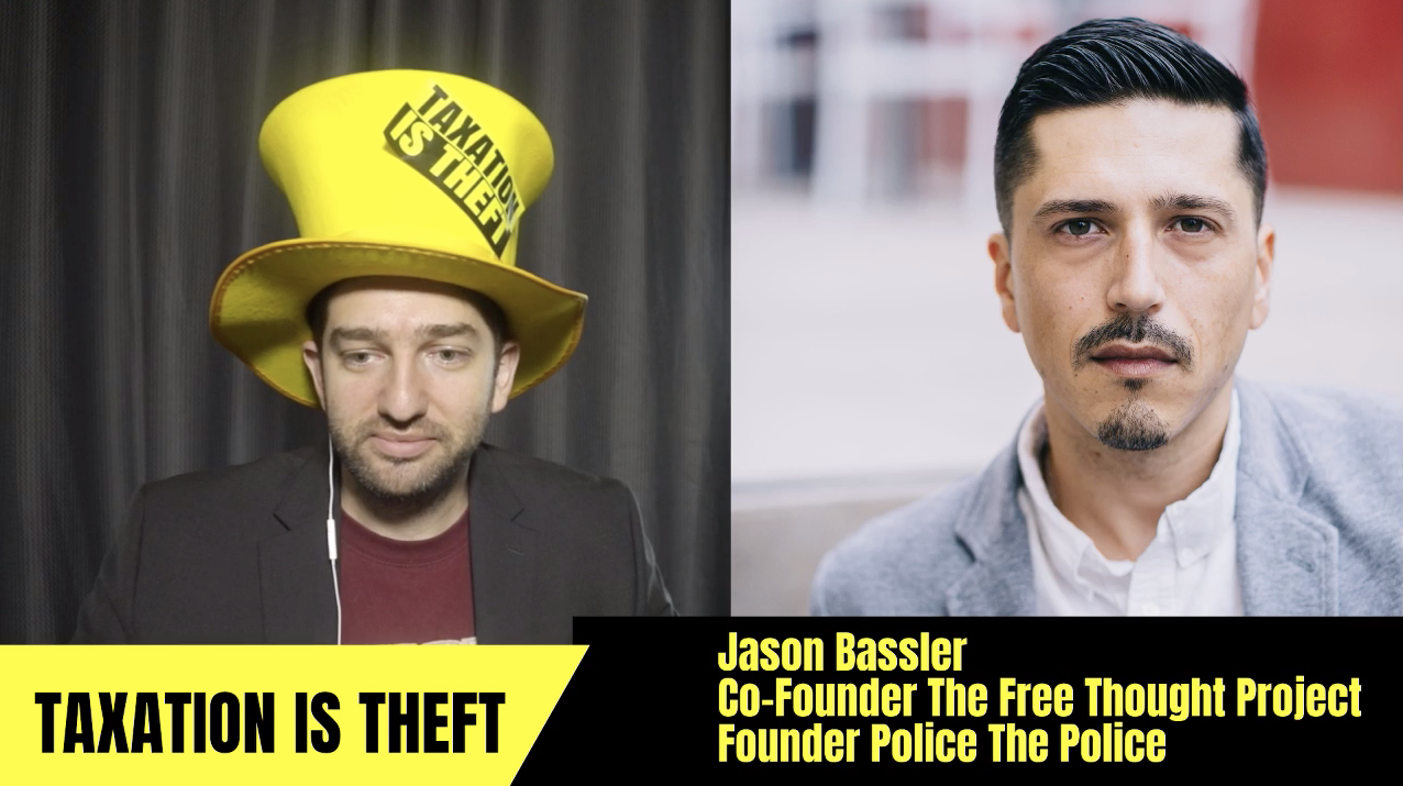 Jason Bassler from Free Thought Project