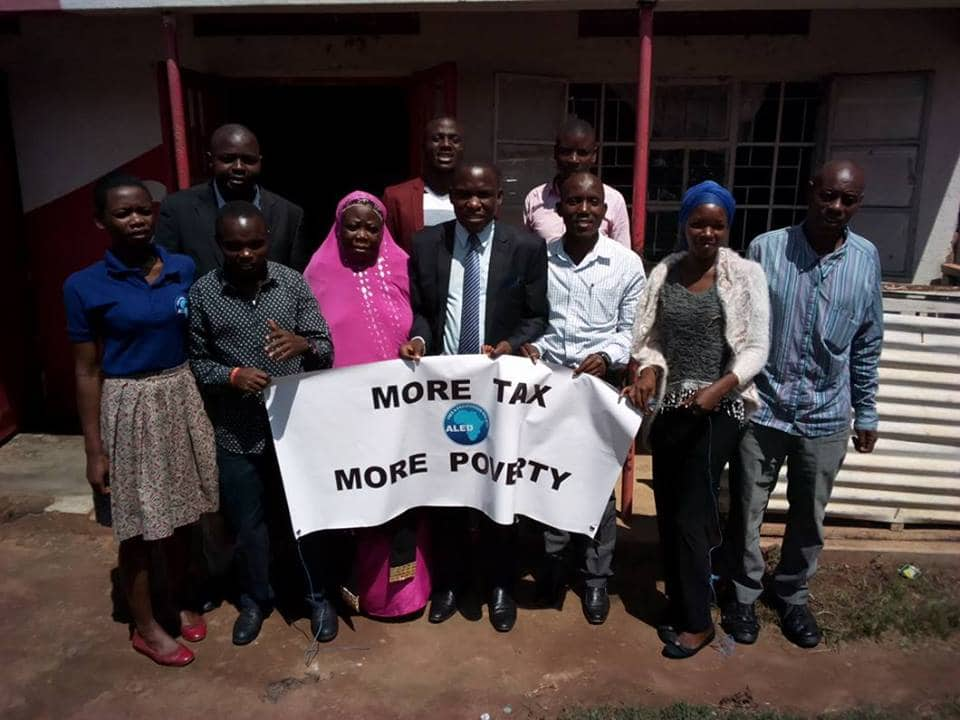 more taxes is more poverty in uganda