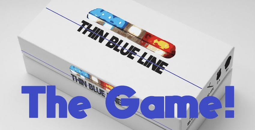 Brian Ellison, Cop Watcher, And The Thin Blue Line Game