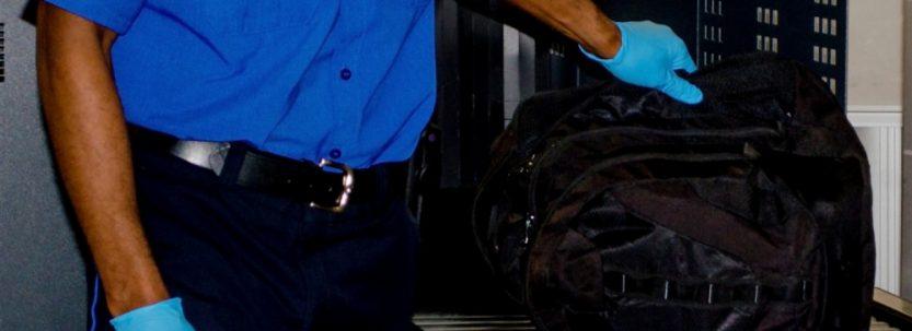 TSA Calls in sick – No crimes on planes