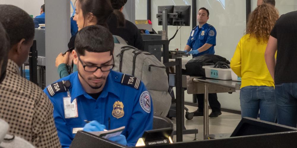 TSA and the Government Shutdown