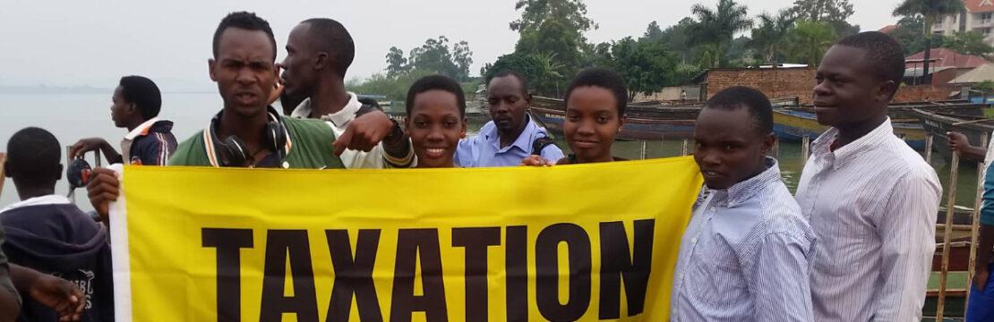uganda africa taxation is theft