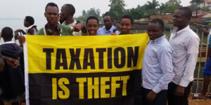 uganda africa taxation is theft