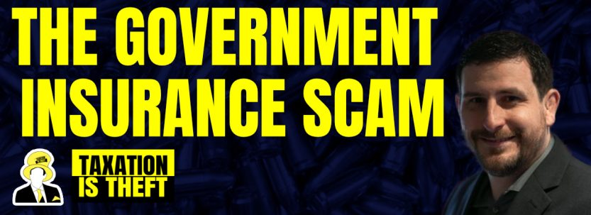 The Government Insurance Scam – Live with Anthony Welti