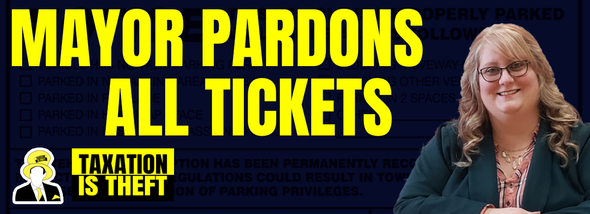 Mayor dismisses Every Parking Ticket In her Town