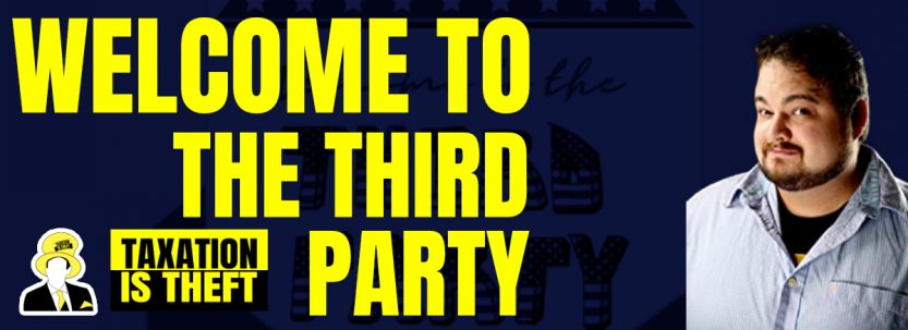 Welcome To The Third Party – Brad Leo Lyon