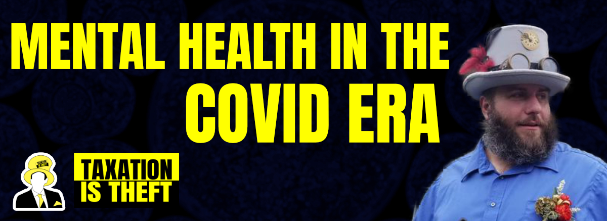 Mental Health In The Covid Era – Zach Taylor