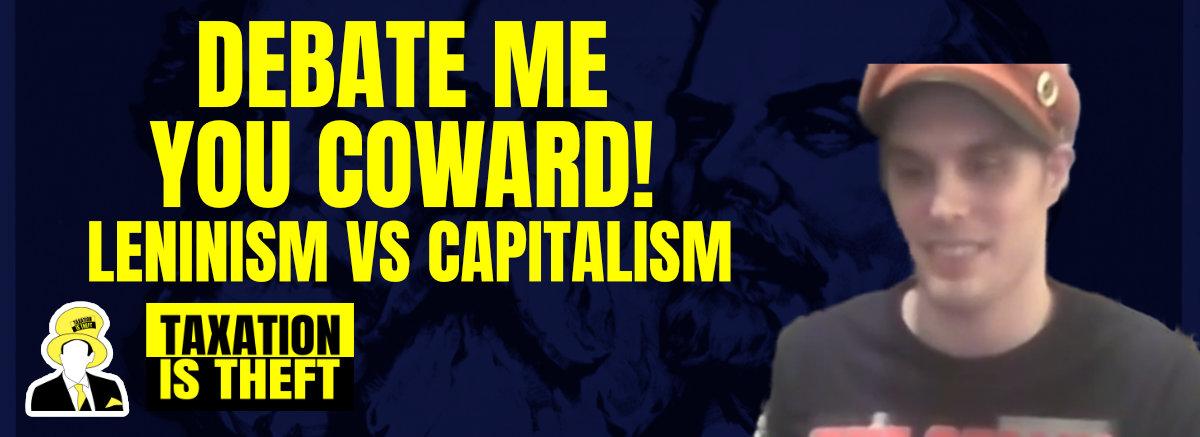 leninism vs capitalism