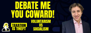 debate me you coward