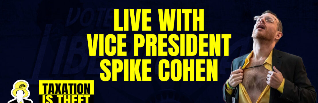 header live with spike