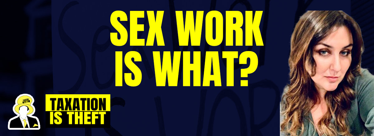 Sex work is what?